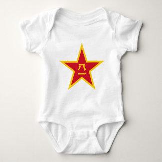 Emblème du PLA chinois - 中国人民解放军军徽 Body