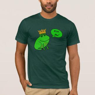 Embrassez-moi - prince de grenouille - T-shirt
