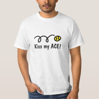 Embrassez mon as ! T-shirt de tennis