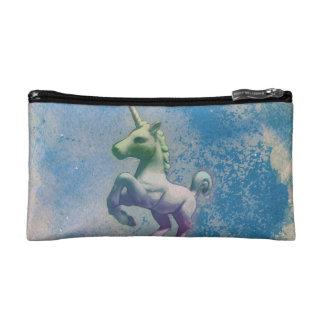 Embrayage cosmétique de sac de licorne (Arctique