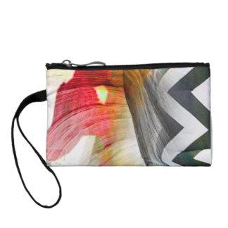 Embrayage multicolore portefeuille