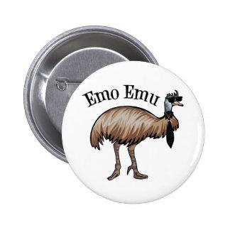 Émeu d'Emo Pin's