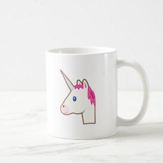 Emoji de licorne mug