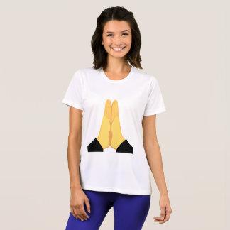 Emoji de prière t-shirt