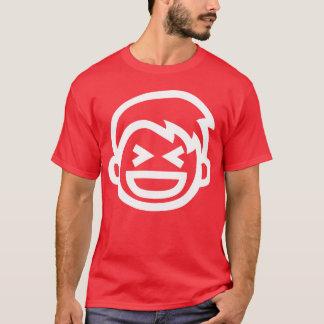 Emoji LOL - Wit T Shirt