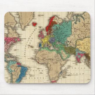 Empire de l'ANNONCE 1811 de Napoleon Bonaparte Tapis De Souris