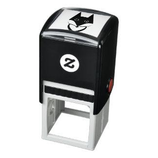 Encrage d'individu de timbre de Fox mignon ! Tampon Auto-encreur