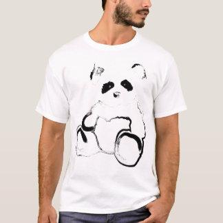 encre de panda t-shirt