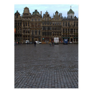 Endroit grand, Bruxelles Carte Postale