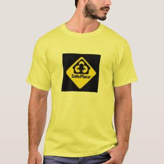 Endroit sûr ? t-shirt