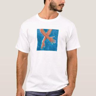 Énergie curative cosmique de Reiki T-shirt