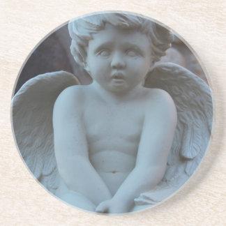 Enfant d'ange dessous de verre