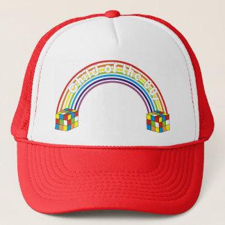 Enfant du casquette des années 80