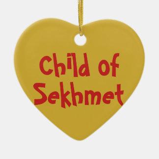 """""""Enfant ornement de 2-Ton de Sekhmet"""" (en"""