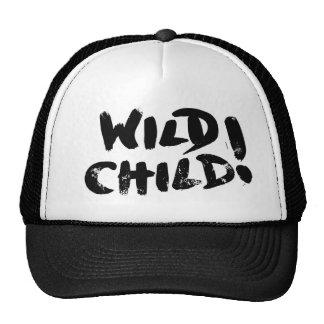 Enfant sauvage ! casquette