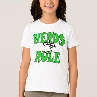 Enfants d'humour de règle de ballots t-shirt