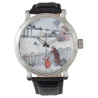 Enfants vintages de ferme montres bracelet