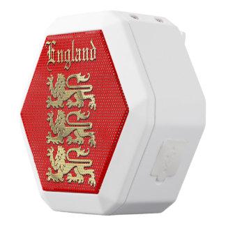 Engeland - de Koninklijke Wapens Witte Bluetooth Speaker