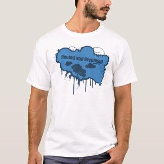 Enraciné et fondé t-shirt