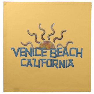 Ensemble de serviette de plage de Venise !