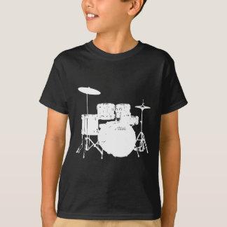 Ensemble de tambour t-shirt