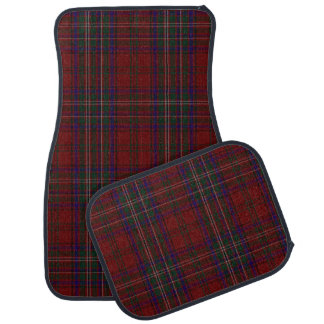 Ensemble de tapis de voiture de plaid de MacClure
