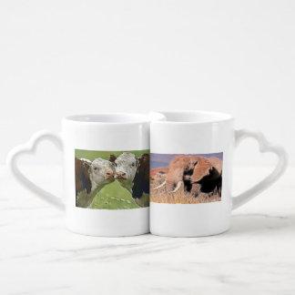 ensemble de tasse de coffie