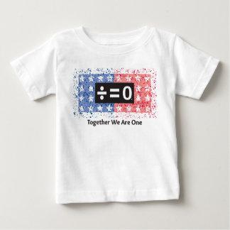 Ensemble T-shirt fin du Jersey de bébé