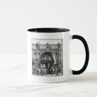Entrée de Hercule Francois de la France Mug
