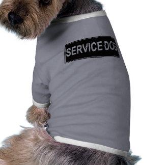 Entretenez le débardeur noir de T-shirt d'animal