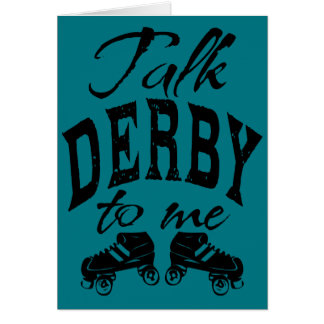 Entretien Derby à moi, rouleau Derby Carte