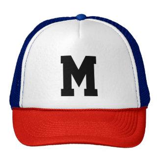 Entrez dans votre propre chapeau des casquettes de camionneur
