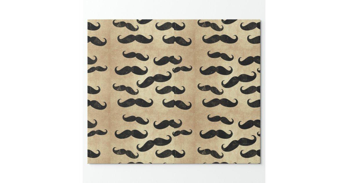 enveloppe de cadeau vintage du motif des hommes de papier cadeau no l zazzle. Black Bedroom Furniture Sets. Home Design Ideas