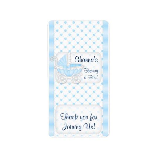 Enveloppe miniature de friandise de Hersheys de Étiquettes D'adresse