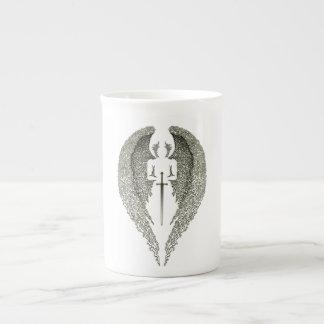 Enveloppement de l'ange mug