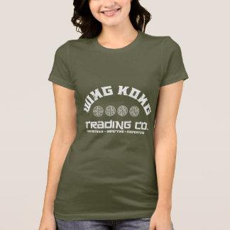 envolez-vous le kong commerçant le grand problème t-shirt