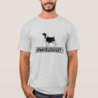 Épagneul de springer anglais humoristique t-shirt