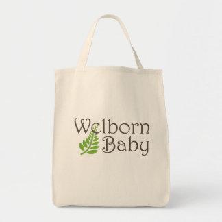 Épicerie Fourre-tout de bébé de Welborn Sac En Toile Épicerie