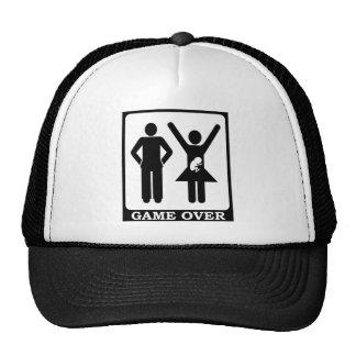 Épouse enceinte - jeu plus de casquettes