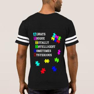 Équipe Aspie (autisme) T-shirt