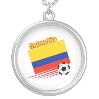 Équipe de football de la Colombie Collier