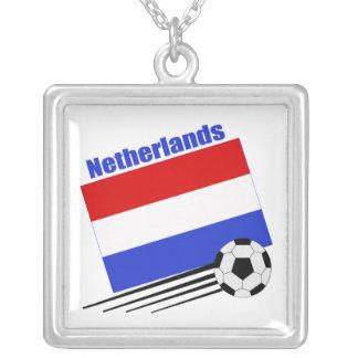 Équipe de football néerlandaise collier