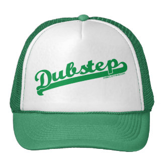 Équipe Dubstep Casquette