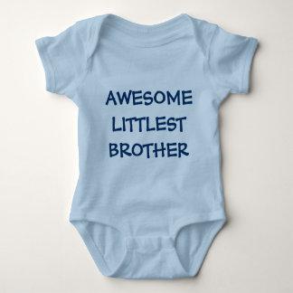 Équipement IMPRESSIONNANT de bébé bleu du PLUS Body