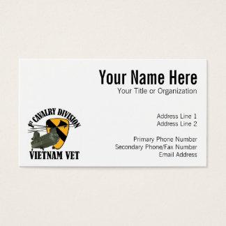 ęr Vétérinaire de Cav Vietnam - CH-47 Cartes De Visite