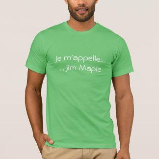 Érable de JIM T-shirt