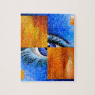 Ersebiossa V1 - oeil caché Puzzle