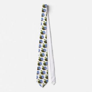 escargot 3d actionné solaire cravate