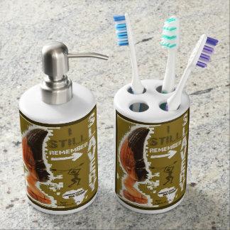 Esclavage….Support de brosse à dents et Portes Brosse À Dents