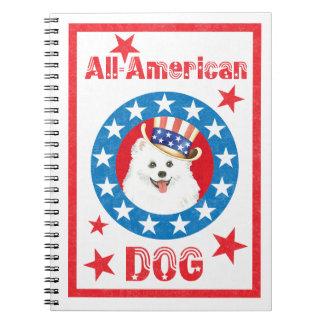 Eskie patriotique carnet